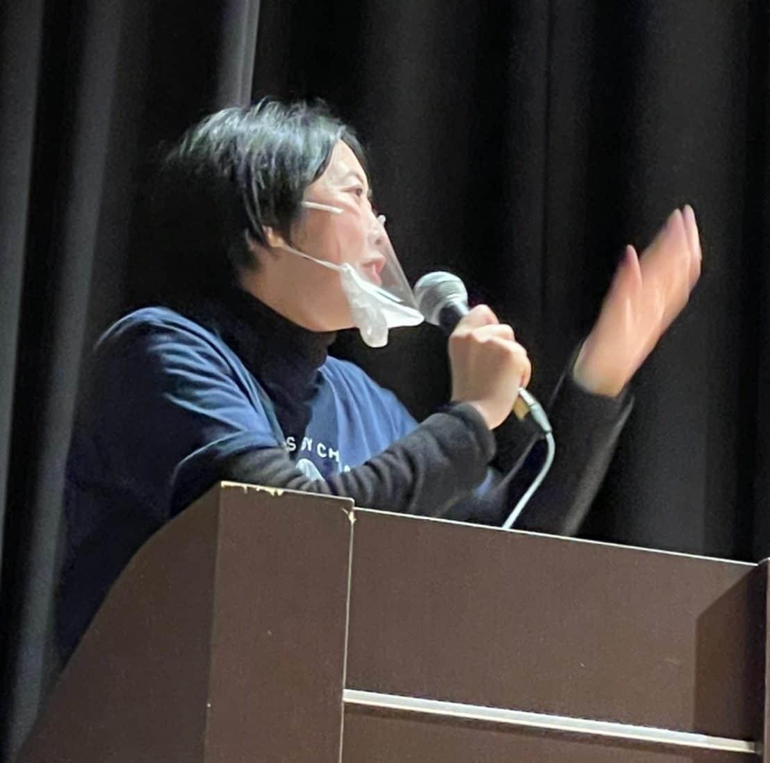 パネルディスカッションコーディネーター:IGB理事藤木和子氏